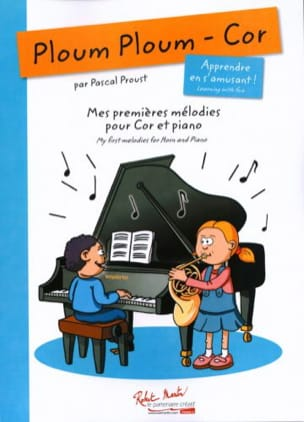 Pascal Proust - Ploum Ploum - Learn while having fun - Sheet Music - di-arezzo.com