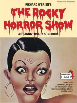Richard O'Brien's - The rocky horror show - Partition - di-arezzo.fr