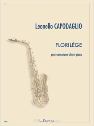 Florilège - Leonello Capodaglio - Partition - laflutedepan.com