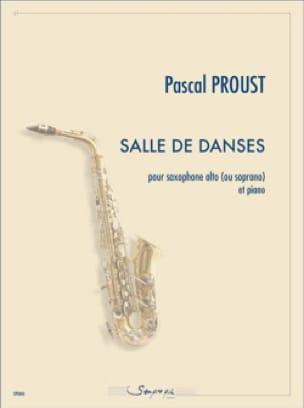 Pascal Proust - Dance hall - Sheet Music - di-arezzo.co.uk