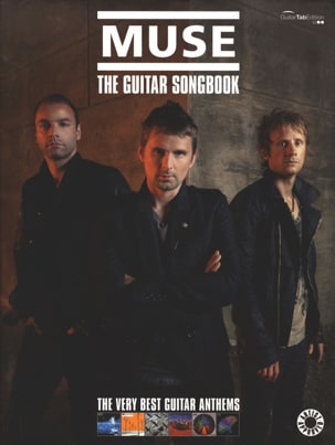 The Guitar Songbook Muse Partition Pop / Rock - laflutedepan