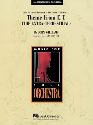 John Williams - Theme from ET The extra-terrestrial - Sheet Music - di-arezzo.co.uk