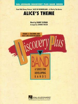 Alice's theme - Alice au pays des merveilles Danny Elfman laflutedepan
