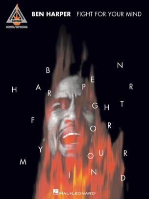 Ben Harper - Fight for your mind - Partition - di-arezzo.fr