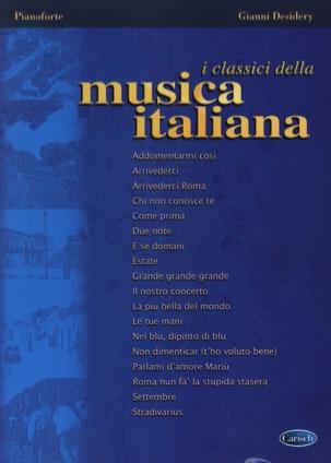 - I classici della musica Italiana - Partition - di-arezzo.fr
