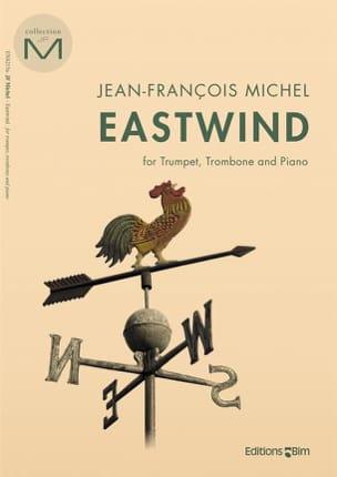 Eastwind Jean-François Michel Partition laflutedepan