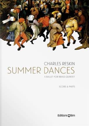 Charles Reskin - Summer dances - Sheet Music - di-arezzo.com