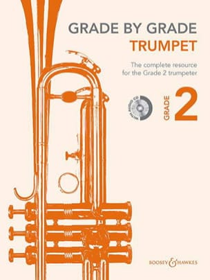 - Grade by grade - Trumpet grade 2 - Partition - di-arezzo.fr