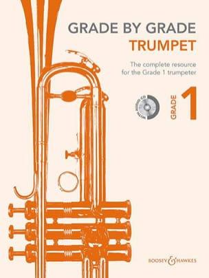 Grade by grade - Trumpet grade 1 Partition Trompette - laflutedepan