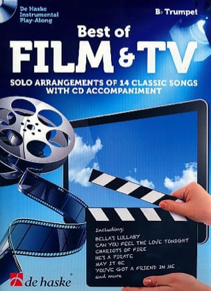 Best of movie - TV - Sheet Music - di-arezzo.co.uk
