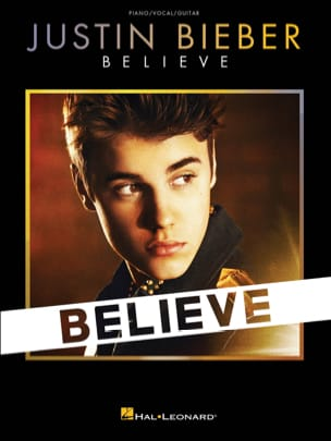 Believe Justin Bieber Partition Pop / Rock - laflutedepan