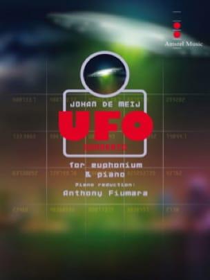 Meij Johan De - UFO concerto - Partition - di-arezzo.fr