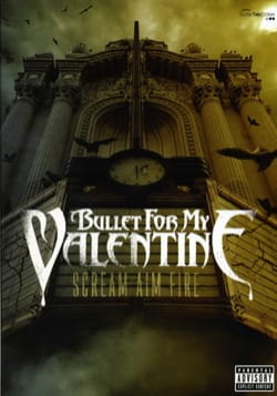 Bullet for my Valentine - Scream aim fire - Sheet Music - di-arezzo.com