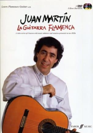 La guitarra flamenca avec 2 DVDs - Juan Martin - laflutedepan.com