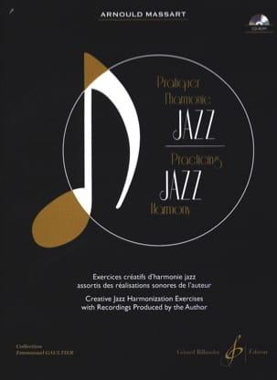 Pratiquer l'harmonie jazz Arnould Massart Partition laflutedepan