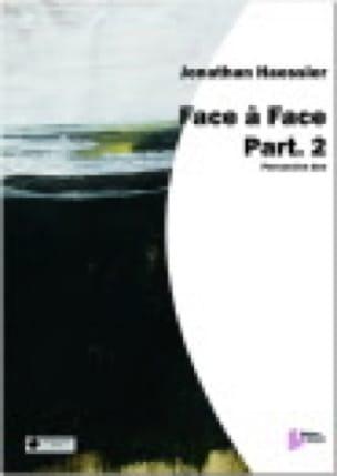 Face à face part 2 - Jonathan Haessler - Partition - laflutedepan.com