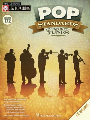 - Jazz play-along volume 172 - Pop standards - Sheet Music - di-arezzo.com