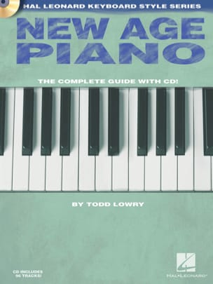 Todd Lowry - New age piano - Complete Guide - Sheet Music - di-arezzo.com