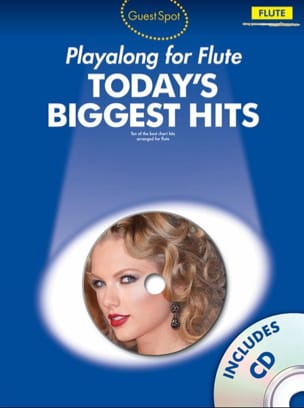 Guest spot playalong for flute - Today's biggest hits - laflutedepan.com