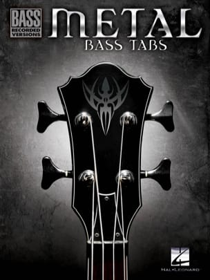 - Metal bass Tabs - Partition - di-arezzo.fr