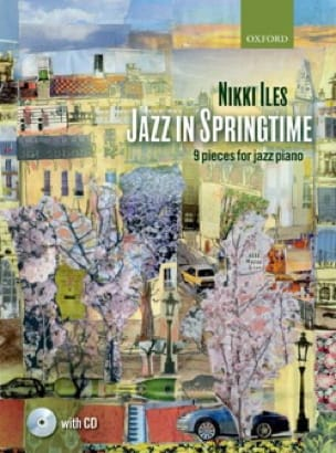Jazz in springtime - Nikki Iles - Partition - Jazz - laflutedepan.com