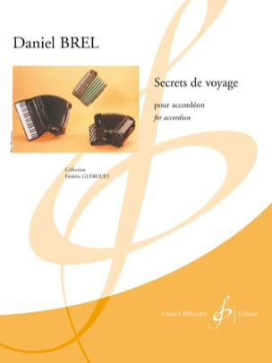 Daniel Brel - Travel Secrets - Sheet Music - di-arezzo.co.uk