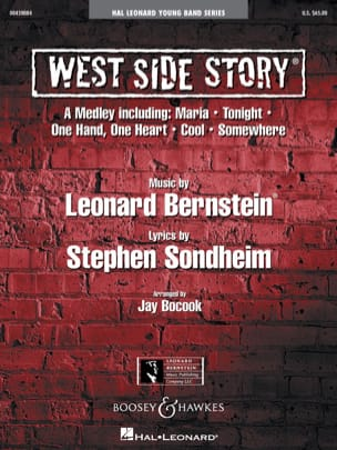 Leonard Bernstein - West Side Story Medley - Sheet Music - di-arezzo.com