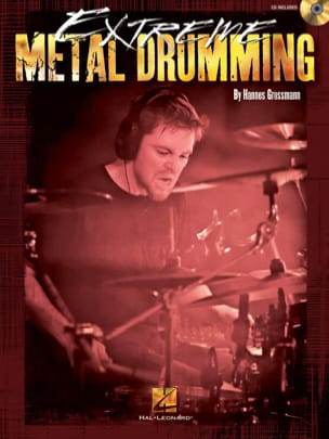 Hannes Grossmann - Extreme metal drumming - Partition - di-arezzo.fr