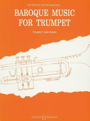Baroque music for trumpet - Partition - di-arezzo.fr