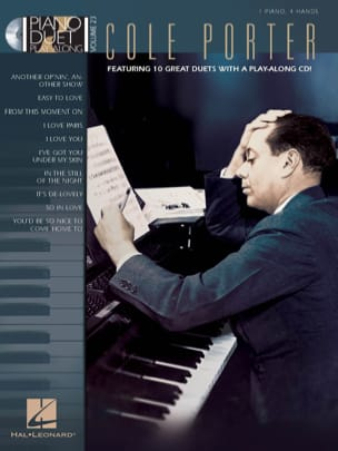 Cole Porter - Piano Duet Play-Along Volume 23 - Cole Porter - Partition - di-arezzo.fr