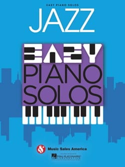 - Jazz - Easy piano solos - Partition - di-arezzo.fr