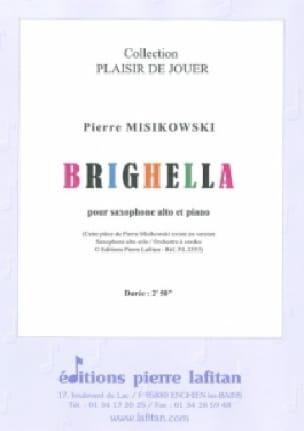 Brighella - Pierre Misikowski - Partition - laflutedepan.com