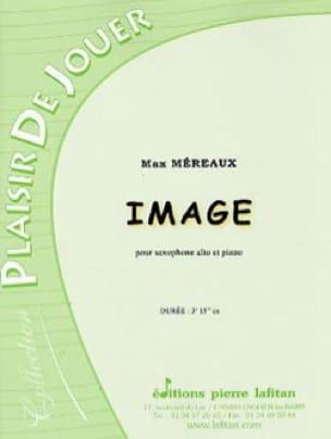 Image - Max Méreaux - Partition - Saxophone - laflutedepan.com