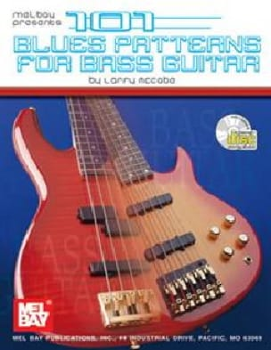 Larry McCabe - 101 Blues patterns for bass guitar - Partition - di-arezzo.fr