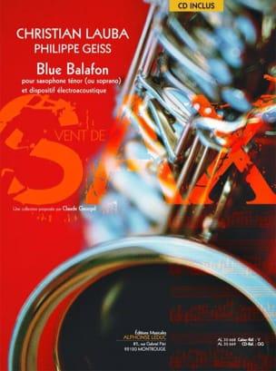 Lauba Christian / Geiss Philippe - Balafón azul - Partitura - di-arezzo.es