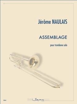 Jérôme Naulais - Assembly - Sheet Music - di-arezzo.com