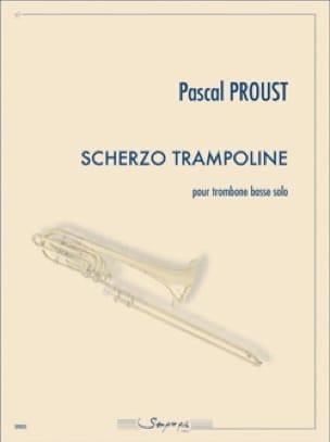 Pascal Proust - Scherzo trampoline - Sheet Music - di-arezzo.com
