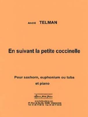 En suivant la petite coccinelle André Telman Partition laflutedepan