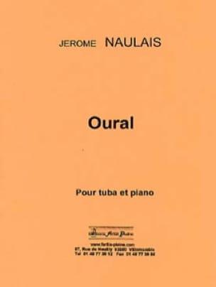 Jérôme Naulais - Oural - Partition - di-arezzo.fr