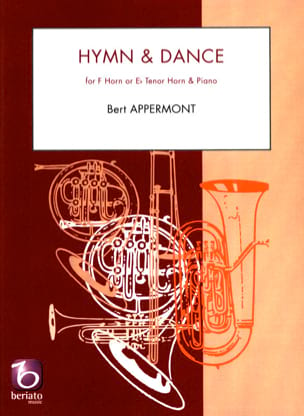 Bert Appermont - Hymn and dance - Sheet Music - di-arezzo.com