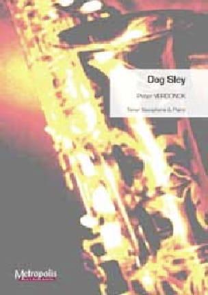 Dog sley - Peter Verdonck - Partition - Saxophone - laflutedepan.com