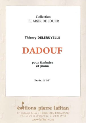Thierry Deleruyelle - Dadouf - Sheet Music - di-arezzo.co.uk