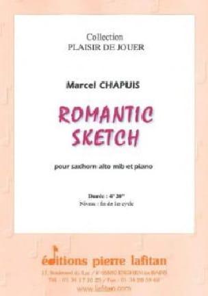 Marcel Chapuis - Romantic sketch - Sheet Music - di-arezzo.co.uk
