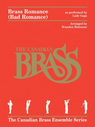 Gaga Lady - Brass Romance Bad Romance - The Canadian Brass - Sheet Music - di-arezzo.com
