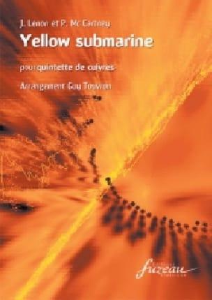 & McCartney Lennon - Yellow submarine - Partition - di-arezzo.fr