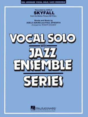 Adele Adkins / Epworth Paul - Skyfall - Solo vocal - Sheet Music - di-arezzo.com