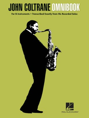 John Coltrane - Omnibook for Bb instrument - Sheet Music - di-arezzo.co.uk