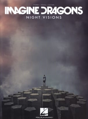 Night visions Dragons Imagine Partition Pop / Rock - laflutedepan