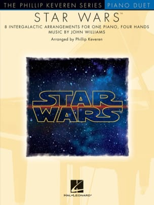 John Williams - Star Wars - Serie de pianos dueto Phillip Keveren - Partitura - di-arezzo.es
