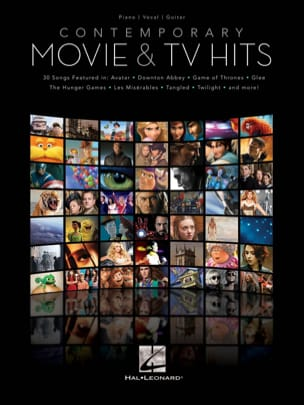 - Contemporary movie - TV hits - Sheet Music - di-arezzo.com